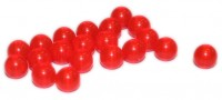 Articulation Beads - Fluo Salmon Red