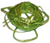 Mini Flat Fly Braid - Chartreuse Lime