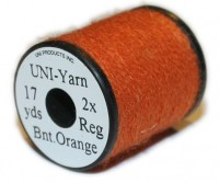 Uni-Yarn 2x - Bnt.Orange