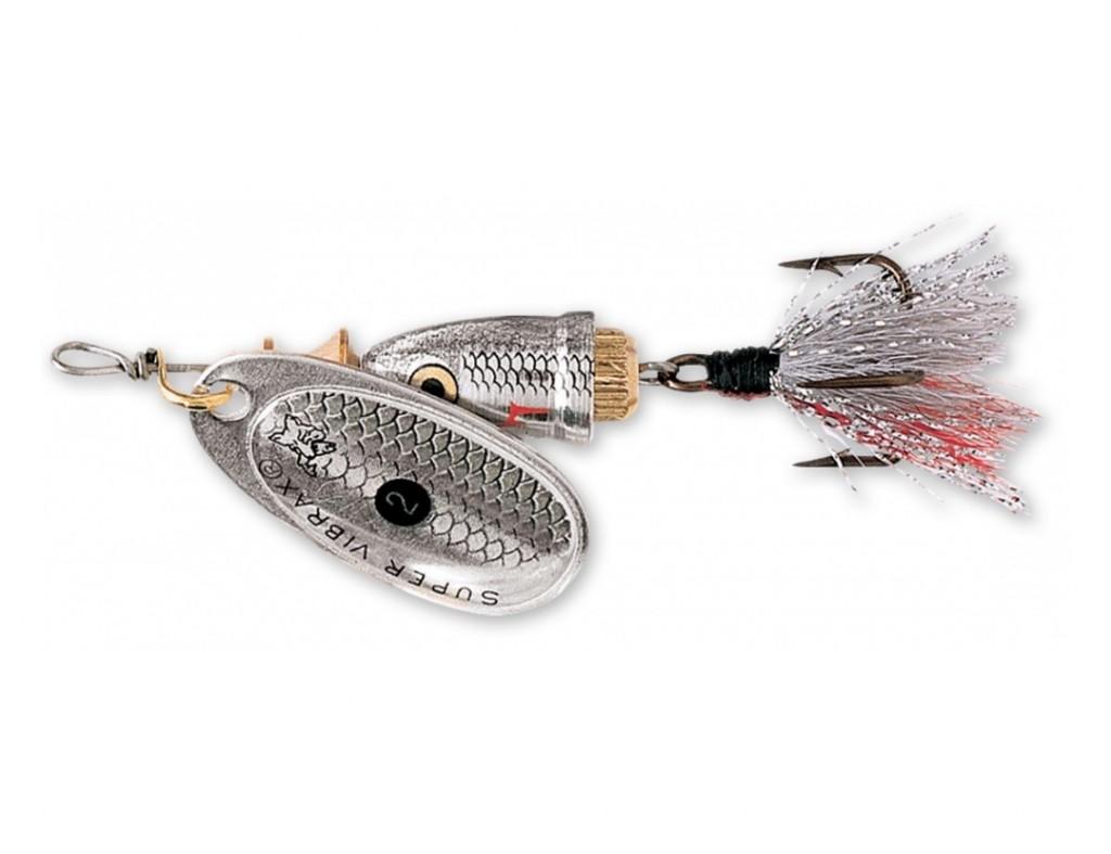 Vibrax foxtail ssdx for Blue fox fishing lures