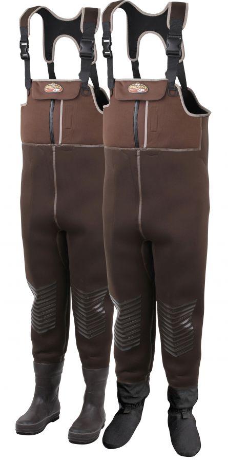Scierra Tundra Seal Neoprene Waders Stocking Foot L XL XXL RRP £249.99